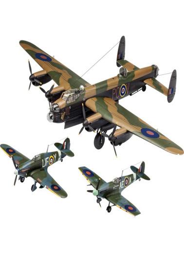Revell Revell Maket G.Set 100 Years RAF Renkli